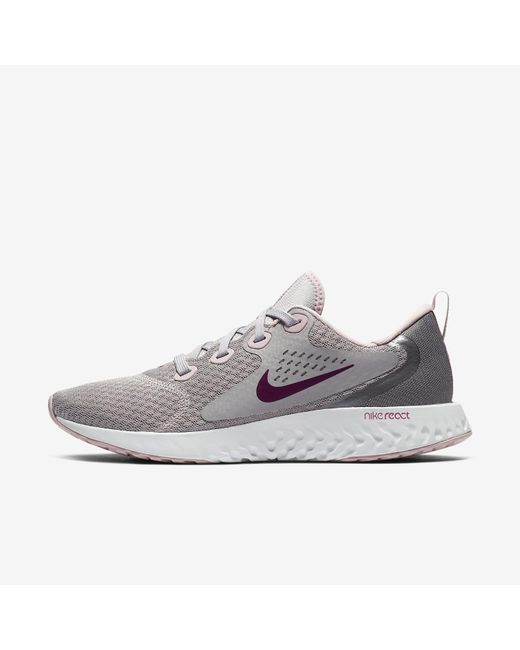 online store 6f7d6 3f0b6 Nike - Gray Legend React Running Shoe - Lyst ...