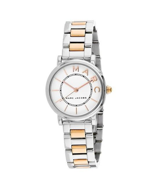 Marc Jacobs - White Watches Womens Roxy Watch - Lyst