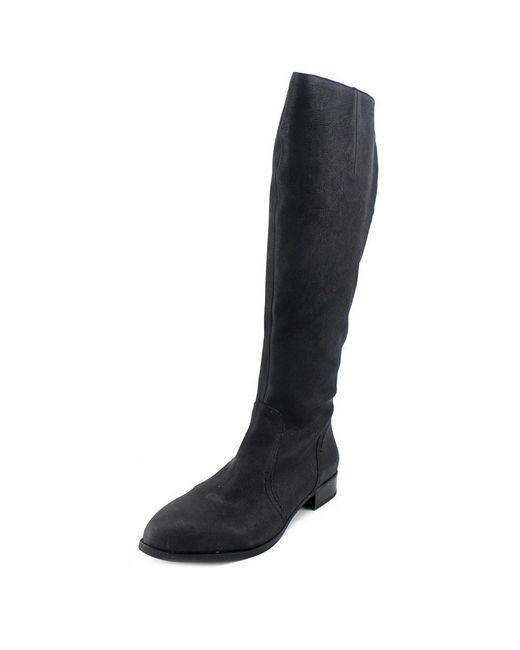 Nicolah Women US 8.5 Black Knee High Boot