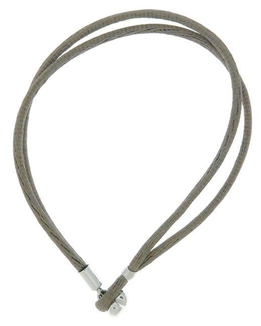 Pandora   Multicolor Fabric Cord Bracelet   Lyst