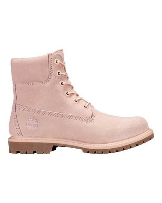 Timberland - Pink Icon 6