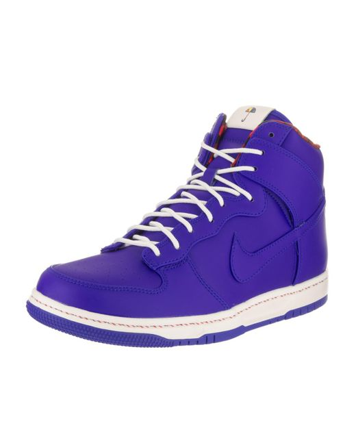 Nike | Dunk Ultra Racer Blue/racer Blue Sail Casual Shoe 8.5 Men Us for ...