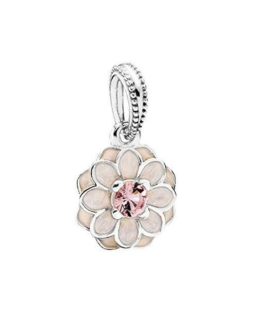 Pandora | Multicolor Blooming Dahlia Dangle 791829nbp | Lyst