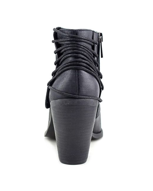 Jessica Simpson - Caysy Women Us 9 Black Ankle Boot - Lyst