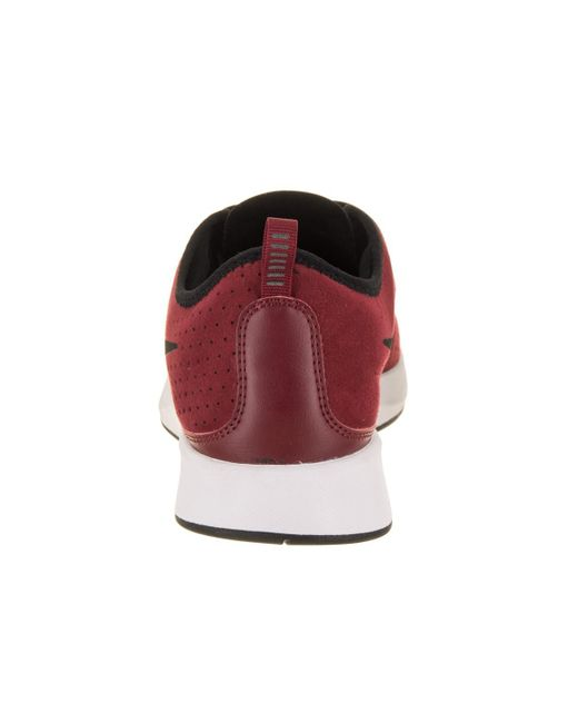 ... Nike | Red Dualtone Racer Prm Casual Shoe 8.5 Us for Men | Lyst ...