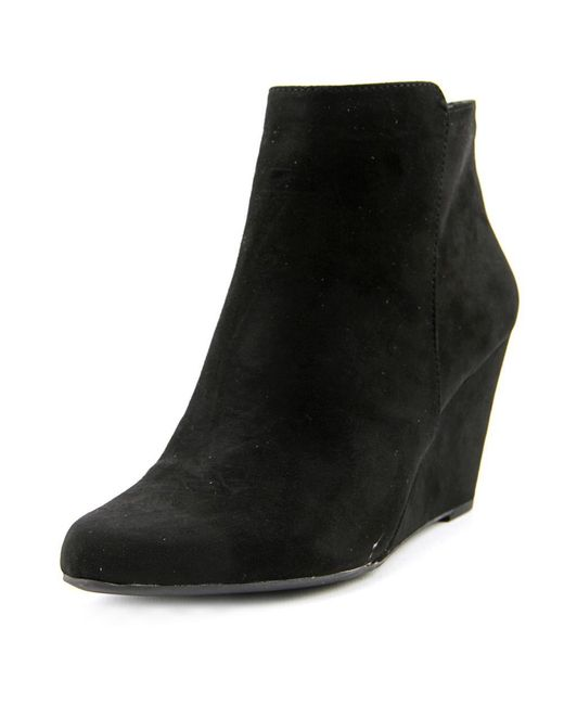 Jessica Simpson   Rossie Women Us 6.5 Black Bootie   Lyst