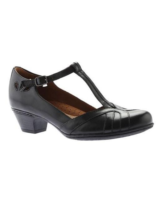 Rockport - Black Cobb Hill Angelina - Lyst