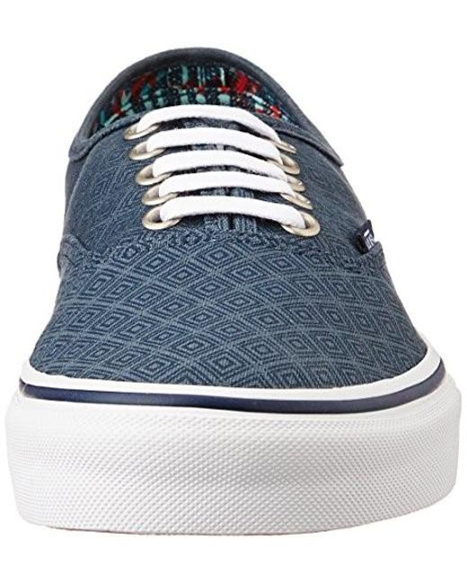 efa286e4a308 Vans - Blue Unisex Authentic Skate Shoe for Men - Lyst ...