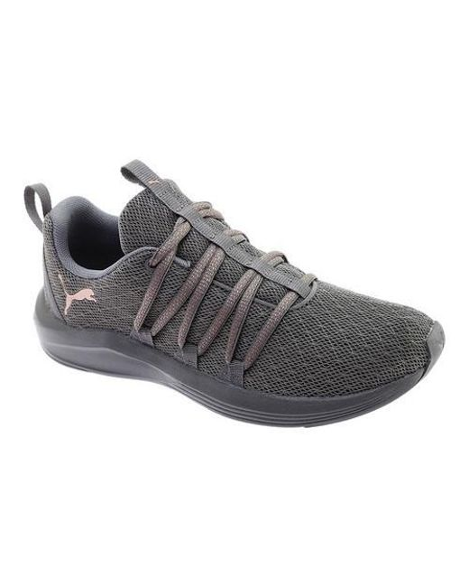 586d7405ed14 Lyst - Puma Prowl Alt Knit Mesh Running Shoes in Gray
