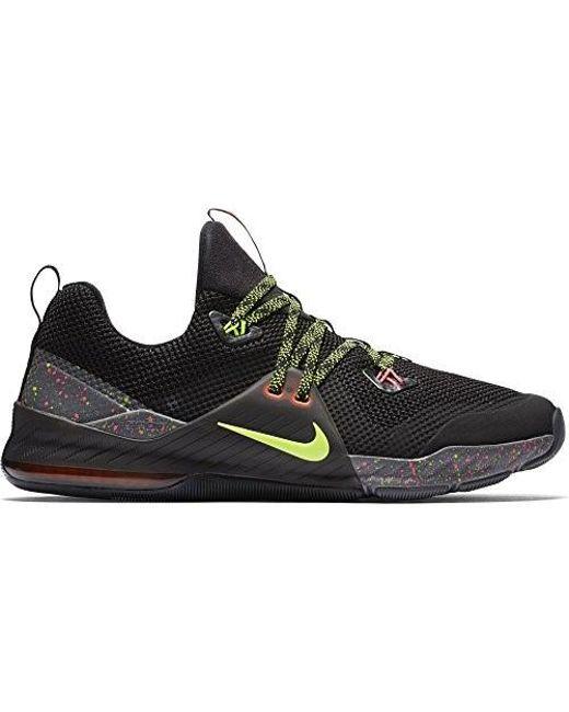 Nike | Black Zoom Command Training Shoe for Men | Lyst