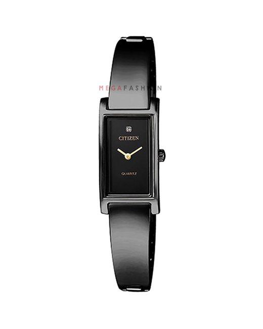 Citizen   New Women ́s Ez6365-56e Quartz Black Watch Authentic   Lyst