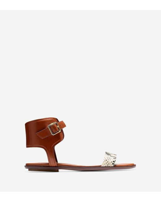 Cole Haan | Multicolor Barra Sandal | Lyst