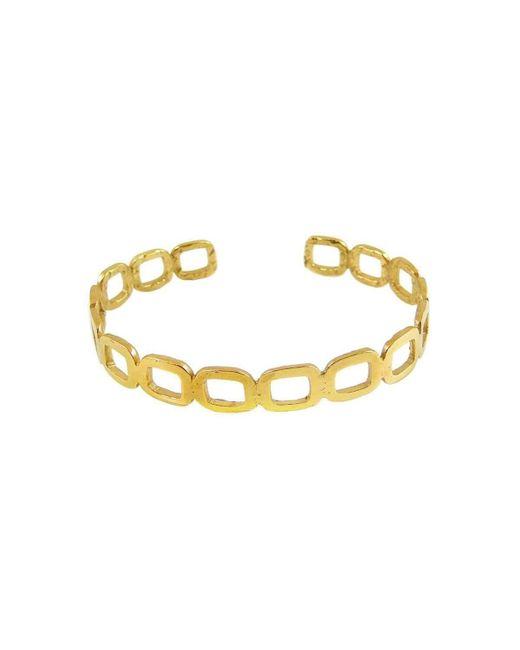 Beryl Dingemans Jewellery - Metallic Gold Signature Bangle - Lyst