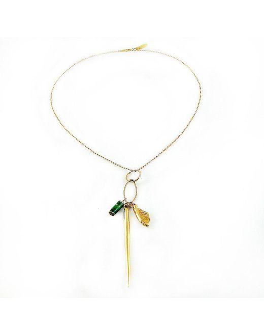 Beryl Dingemans Jewellery - Metallic African Thorn Necklace - Lyst