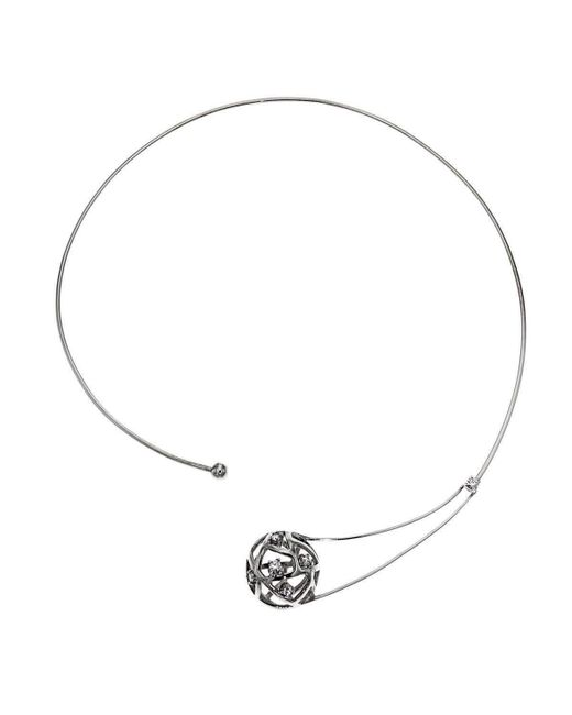 Botta Gioielli - Multicolor Sphere Air Necklace - Lyst