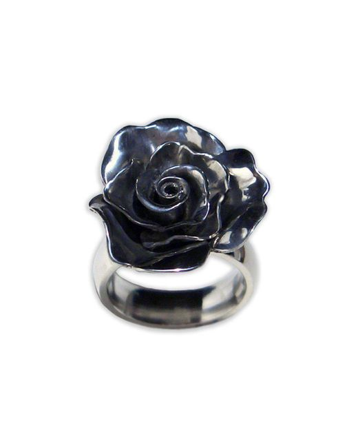 Amanda Cox Jewellery - Multicolor Small Rose Ring - Lyst