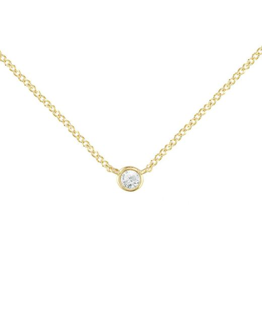 Lyst london road jewellery yellow gold diamond solitaire raindrop london road jewellery metallic yellow gold diamond solitaire raindrop pendant necklace lyst aloadofball Gallery