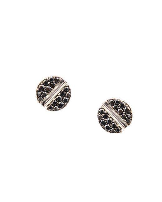 Joanna Laura Constantine - Metallic Nail Stud Earrings - Lyst