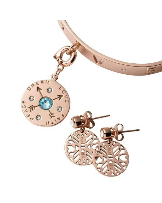 Nikki Lissoni | Multicolor Aztec Love Jewellery Set | Lyst