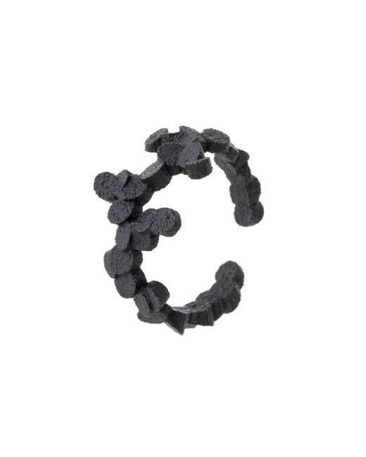 Lumitoro | Tubii Ring Ii Matte Black Steel | Lyst
