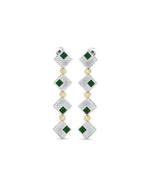 Gunjan Bhandari - Multicolor Rotation Earring - Lyst