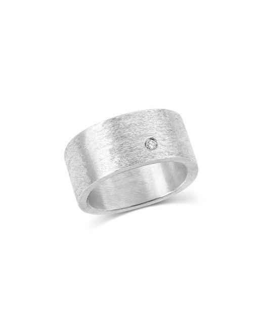ENJI Studio Jewelry - Multicolor White Gold Blaze Ring - Lyst
