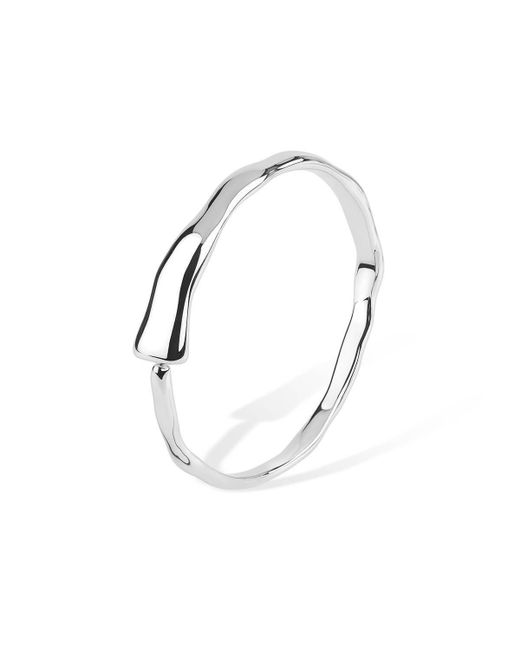 Lucy Quartermaine - Multicolor Icicle Open Bangle - Lyst