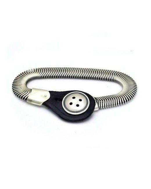 Annika Rutlin - Metallic Button Bracelet - Lyst
