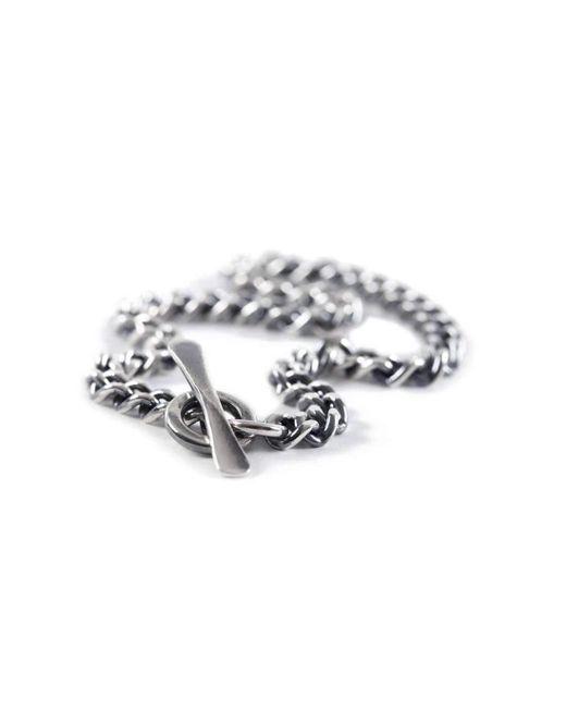 Faith Tavender Jewellery - Metallic Sterling Silver Chain Bracelet - Lyst