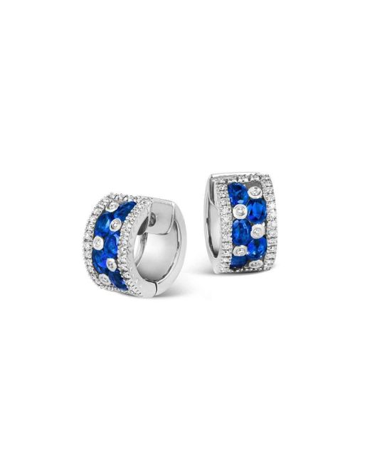 Tivon Fine Jewellery - Blue Tivon 'morning Dew' Earrings - Lyst