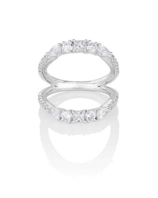 Sarah Ho - White Numerati Fancy Diamond Lucky Number 8 - Lyst