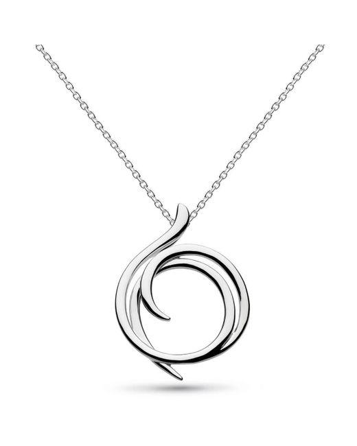 Kit Heath - Metallic Twine Helix Wrap Necklace - Lyst