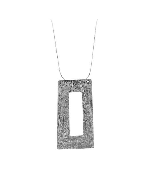 Genna Design | White Frame Pendant | Lyst