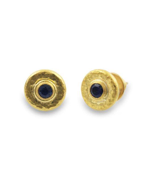 Gurhan - Metallic Delicate Hue Stud Earrings - Lyst