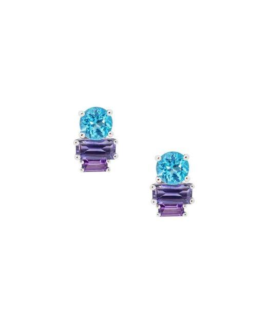 Daou Jewellery - Multicolor Morning Light Earrings - Lyst