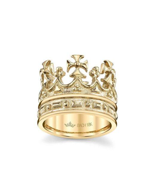 Cynthia Bach   Metallic Queen Elizabeth Crown Ring   Lyst