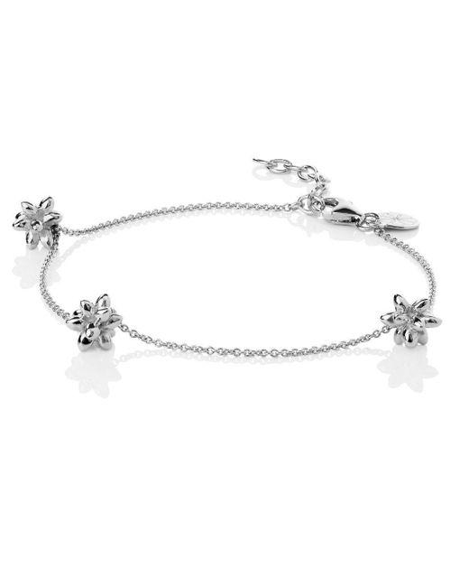 Asa Iceland - Metallic Spring Time Bracelet - Lyst