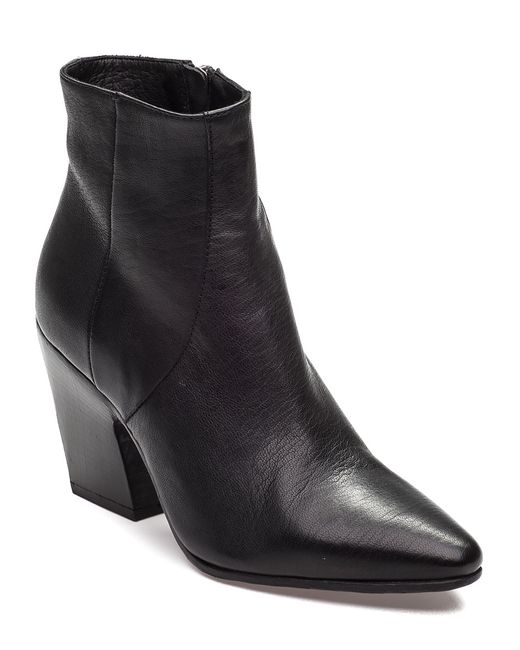 275 Central | 1112 Black Leather Boot | Lyst