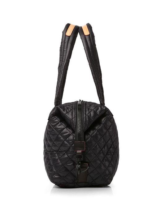 Mz Wallace Medium Sutton Bag Black Oxford In Black Lyst