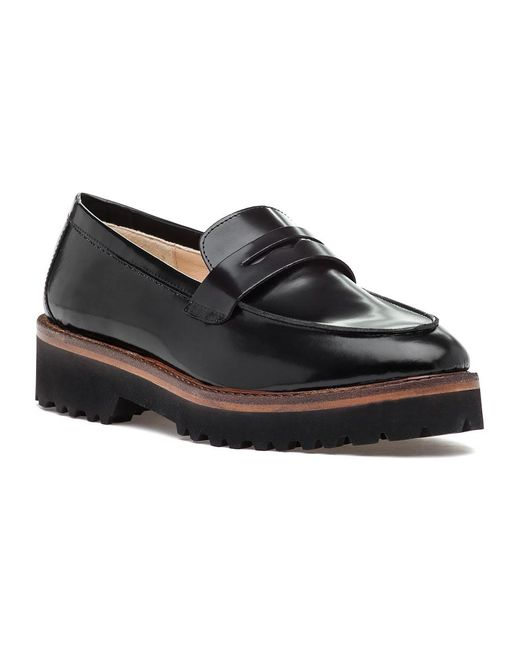 275 Central | 3274 Loafer Black Leather | Lyst