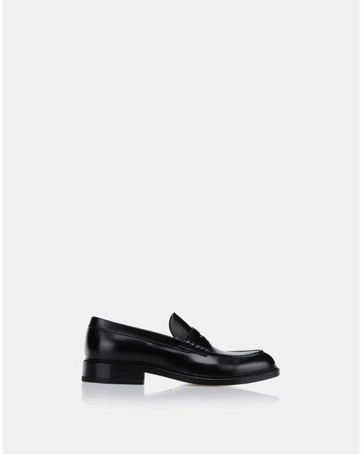 Jil Sander | Black Moccasins for Men | Lyst