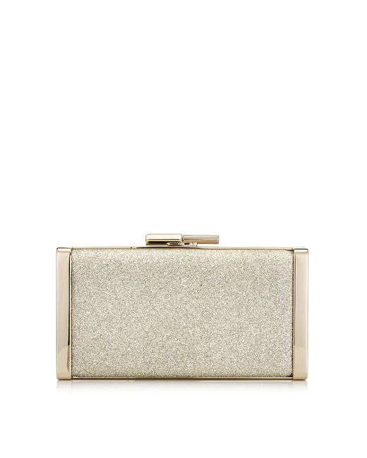 J Box Pochette De Soire Paillettes Jimmy Choo en coloris Multicolor