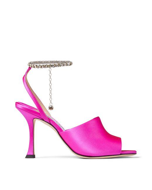 Jimmy Choo Sae 90 Pink