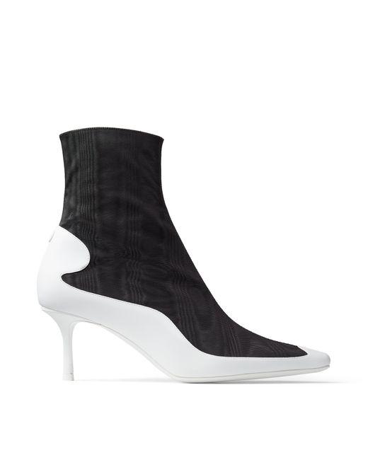 Jimmy Choo Jc X Ms Ankle Boot Black