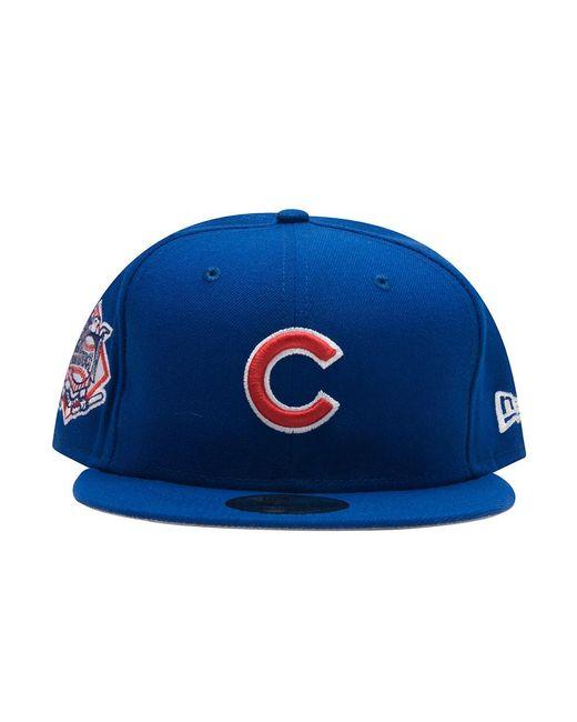 buy online 63fa1 ef786 greece chicago cubssnapbacks 1d89e aeb73  spain ktz blue chicago cubs  snapback for men lyst dc18d 7a4a2