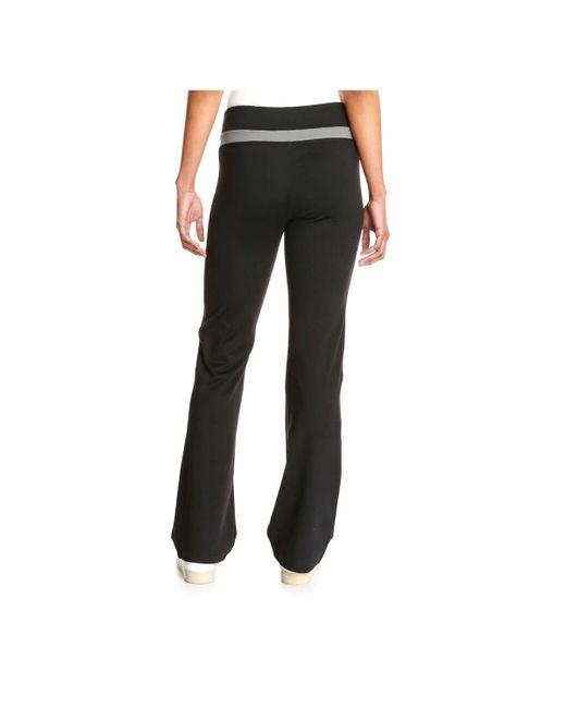 Joe Fresh Colour Block Yoga Pant In Black