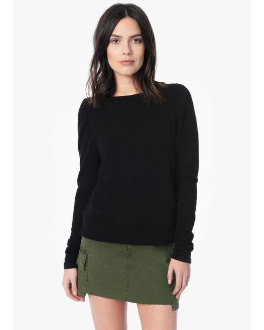 Joe's Jeans - Black Kami Sweatshirt - Lyst