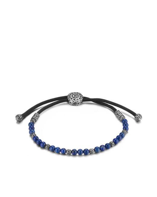 John Hardy - Blue Classic Chain Bead Bracelet With Lapis - Lyst