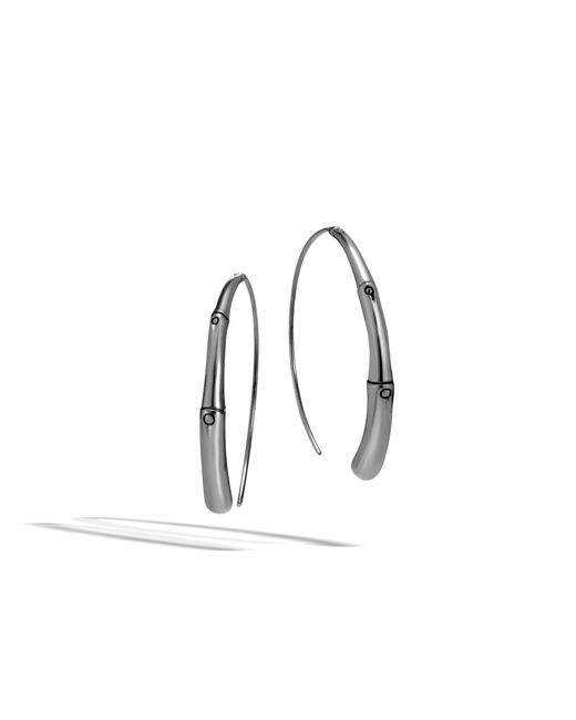 John Hardy | Multicolor Small Hoop Earring | Lyst