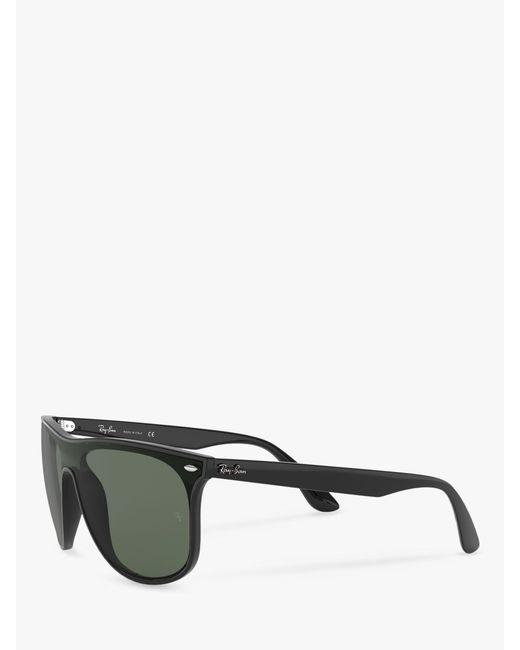 3451e6e62c ... Lyst Ray-Ban - Black Rb4447n Women s Square Sunglasses ...
